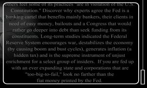 FED-cartel